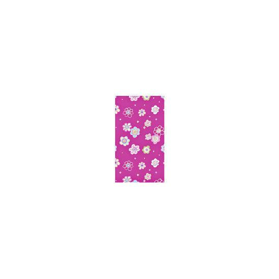 Bedcrest Fleece Girls - Flower