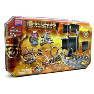 Photo of Mega Bloks POTC Peril Toy