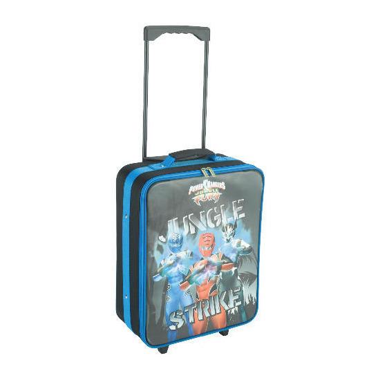 Power Rangers Jungle Fury Trolley Case