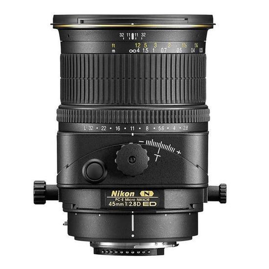 Nikon 45mm f2.8 PC-E Nikkor ED