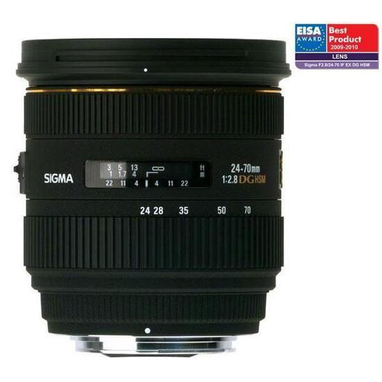 Sigma 24-70mm f2.8 EX DG HSM (Canon Fit)