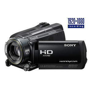 Photo of Sony HDR-XR520 Camcorder