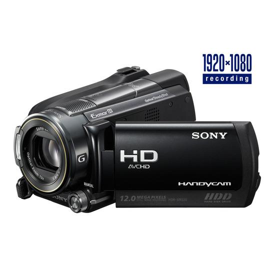 Sony HDR-XR520