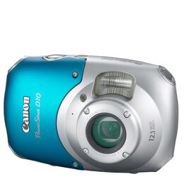 Canon Powershot D10 Reviews