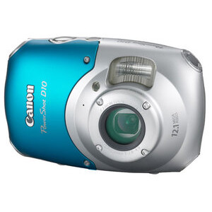 Photo of Canon Powershot D10 Digital Camera