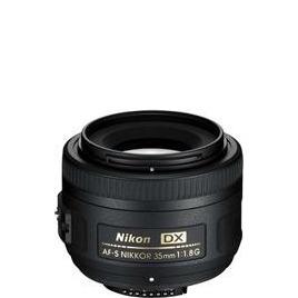 Nikon AF-S 35mm f1.8 G DX Lens Reviews