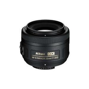 Photo of Nikon AF-S 35MM F1.8 g DX Lens Lens