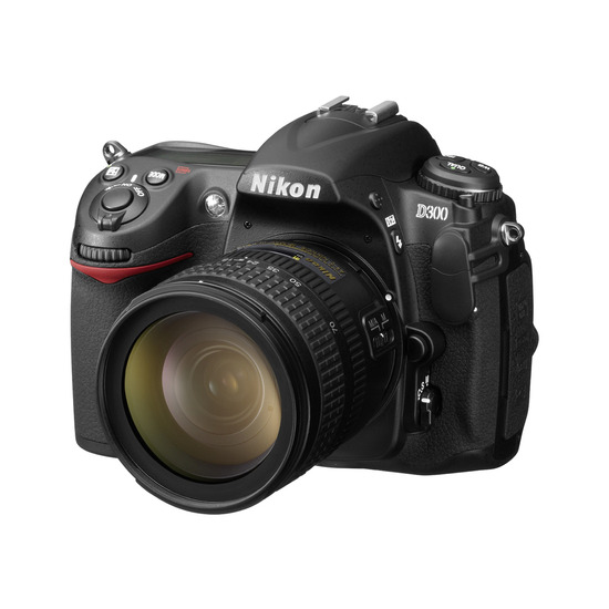 Nikon D300 with 18-70mm lens