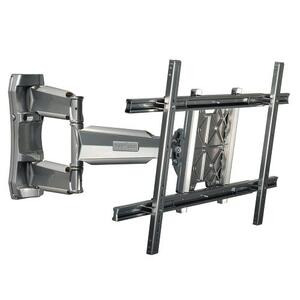 """Photo of Peerless SmartMount SWS350-SI Large Universal Articulated LCD / Plasma Wall Bracket - Max Weight 41KG, 32"""" To 52"""", Silver TV Stands and Mount"""
