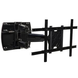 """Photo of Peerless SmartMount SWS450-BK Large Universal Articulated LCD / Plasma Wall Bracket - Max Weight 68KG, 37"""" To 63"""", Black TV Stands and Mount"""