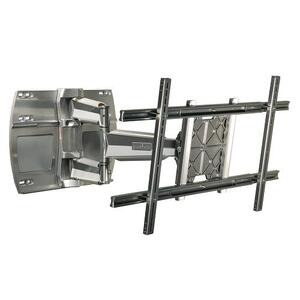 "Photo of Peerless SmartMount SWS450-SI Large Universal Articulated LCD / Plasma Wall Bracket - Max Weight 68KG, 37"" To 63"", Silver TV Stands and Mount"