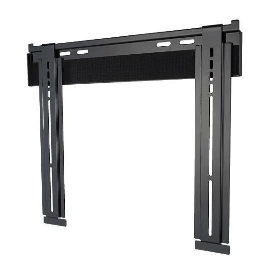 "Peerless Slimline LWS210-BK Medium to Large Universal Fixed LCD / Plasma Wall Bracket - Max Weight 68kg, 23"" to 46"", Black"