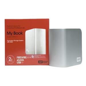 Photo of Western Digital My Book Studio Edition II 2TB External Hard Drive