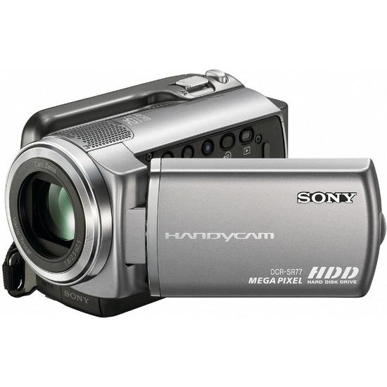 Sony DCR-SR77E