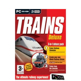 Trainz Deluxe 2 Reviews