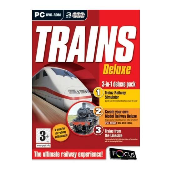 Trainz Deluxe 2
