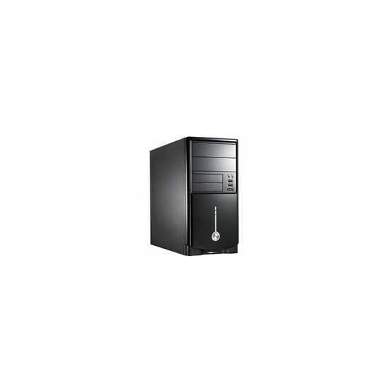 Compucase 6T10 Mini Tower System Case with 400W PSU