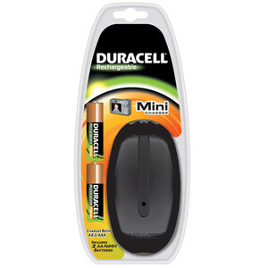 Photo of Duracell CEF20 Battery Charger