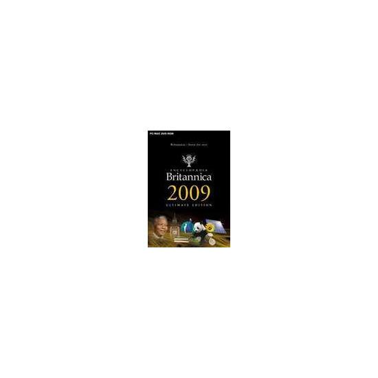 Encyclopedia Britannica 2009 Ultimate Edition
