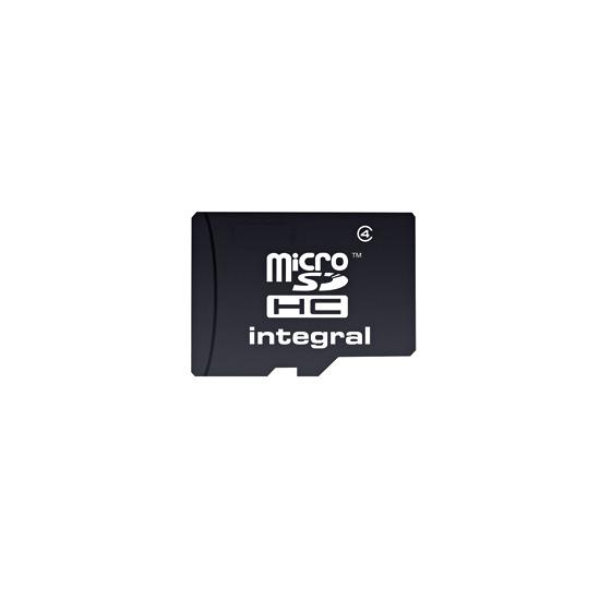 Integral 8GB memory card