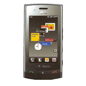 Photo of LG GT500 Puccini  Mobile Phone