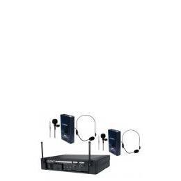 KAM KWM1940 Dual UHF Radio Headset / Lapel System Reviews
