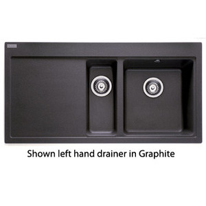 Photo of Franke MTG651 100 LHD WH Sink Kitchen Sink