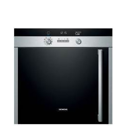 Siemens HB75LB550B Pyrolytic Single Oven Reviews