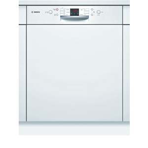Photo of Bosch SMI50M02GB Dishwashers - 60CM Semi Integrated Dishwasher