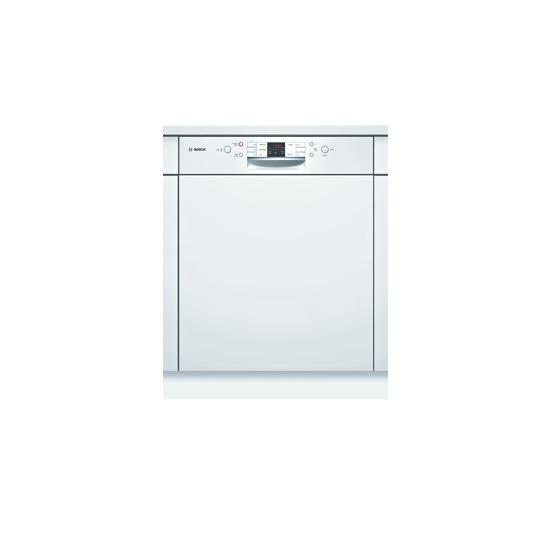Bosch SMI50M02GB Dishwashers - 60cm Semi Integrated