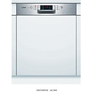 Photo of Bosch SMI53M05GB Dishwasher