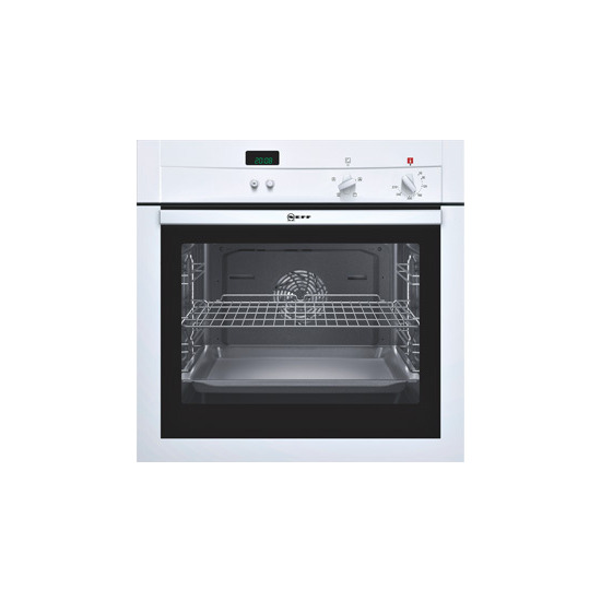 Neff B14M42W0GB 60cm Electric Single Oven