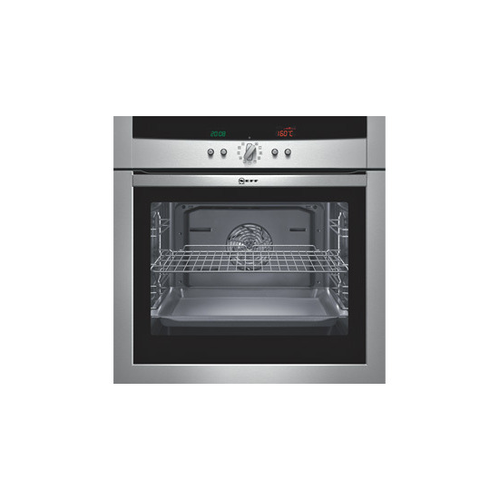 Neff b15p42n0gb reviews and deals - Neff single oven with grill ...