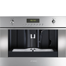 Smeg Fully Automatic Built In Coffee Maker CMS 45 X  Reviews