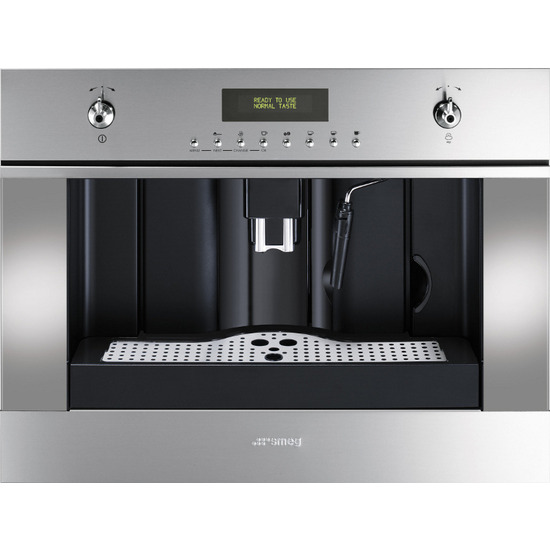 Smeg Fully Automatic Built In Coffee Maker CMS 45 X