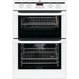 AEG D31016W Electric Double Oven Reviews