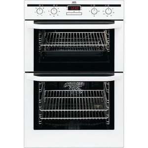 Photo of AEG D31016W Electric Double Oven Oven