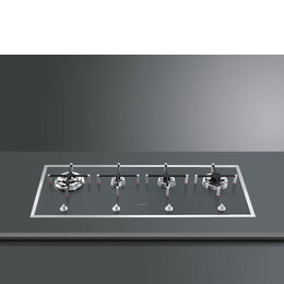 Smeg PVA140 100cm Gas on Glass Hob