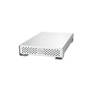 """Photo of g-Tech g-DRIVE Mini Triple - Hard Drive - 500 GB - External - 2.5"""" - FireWire / FireWire 800 / Hi-Speed USB - 5400 RPM - Buffer: 8 MB Computer Peripheral"""