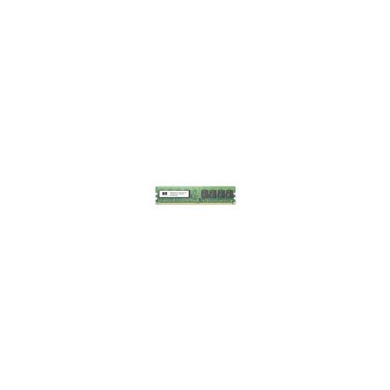 HP - Memory - 2 GB - DIMM 240-pin - DDR3 - 1333 MHz / PC3-10600 - CL9 - unbuffered - ECC