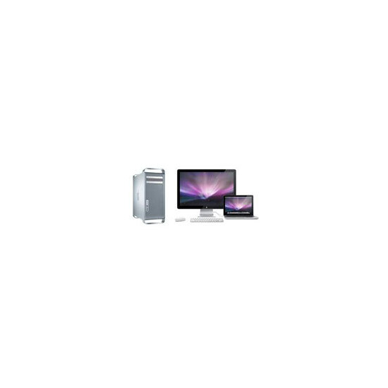 "Apple Mac Pro 2 X 2.26GHz Nehalem Processor with Apple 24"" LED Cinema Display"