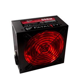 OCZ  Fatal1ty Series 550W PSU  Reviews