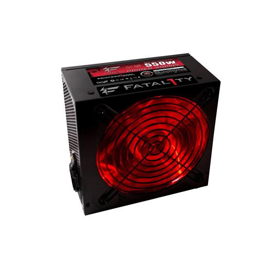 OCZ  Fatal1ty Series 550W PSU