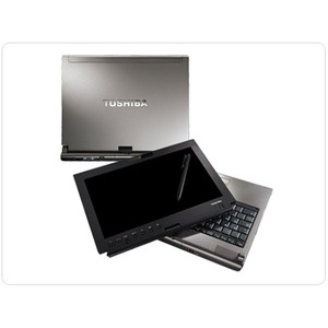 Photo of Toshiba Portege M750-116 Tablet PC