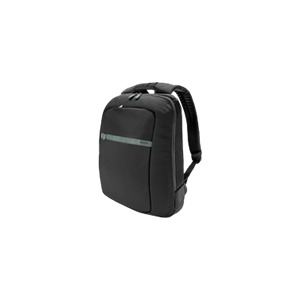 "Photo of Belkin Core Series Backpack - Notebook Carrying Backpack - 15.6"" - Soft Grey, Pitch Black Laptop Bag"