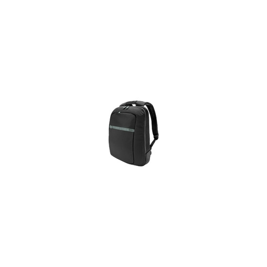 """Belkin Core Series Backpack - Notebook carrying backpack - 15.6"""" - soft grey, pitch black"""