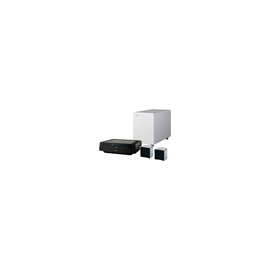 Jamo Aesthetic A 102 HCS 22 - Home Theatre System - Silver