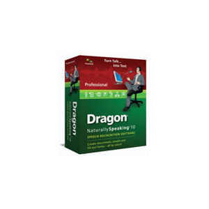 Photo of Dragon Naturally Speaking Professional 10.0 Education Only Software