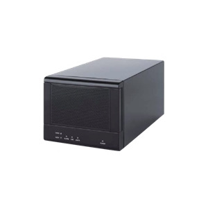 Photo of EDGE10 EdgeStore DAS200 - Hard Drive Array - 2 Bays ( SATA-300 ) - 0 X HD - Hi-Speed USB, Serial ATA-150 (External) Hard Drive