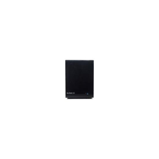 Edge10 EdgeStore DAS400 - Hard drive array - 2 bays ( SATA-300 ) - 0 x HD - Hi-Speed USB (external)